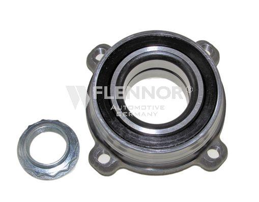FLENNOR  FR591012 Radlagersatz Ø: 125mm, Innendurchmesser: 45mm