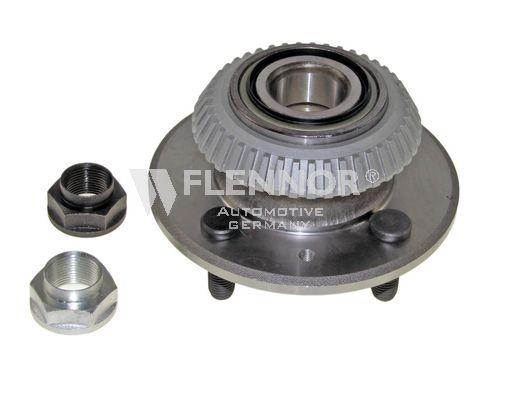 FLENNOR  FR871372 Radlagersatz Ø: 136mm, Innendurchmesser: 30mm