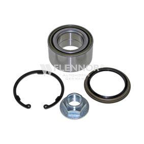 Wheel Bearing Kit Ø: 76mm, Inner Diameter: 42mm with OEM Number 50310 3E101