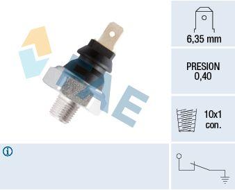 FAE  11060 Interruptor de control de la presión de aceite