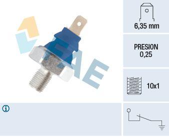 FAE  11690 Interruptor de control de la presión de aceite