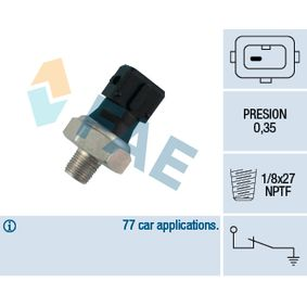 Датчик за налягане на маслото 12470 25 Хечбек (RF) 2.0 iDT Г.П. 1999