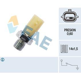 Interruptor de control de la presión de aceite con OEM número 44 33 805