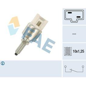 Ключ за спирачните светлини 24610 25 Хечбек (RF) 2.0 iDT Г.П. 2005