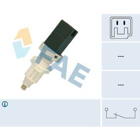 Brake Light Switch 24660 PUNTO (188) 1.2 16V 80 MY 2000