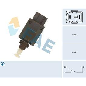 Ключ за спирачните светлини 24851 25 Хечбек (RF) 2.0 iDT Г.П. 2004