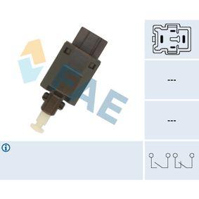 Ключ за спирачните светлини 24852 25 Хечбек (RF) 2.0 iDT Г.П. 2003
