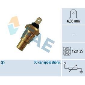 Αισθητήρας, θερμοκρ. ψυκτικού υγρού 31680 MICRA 2 (K11) 1.3 i 16V Έτος 1998