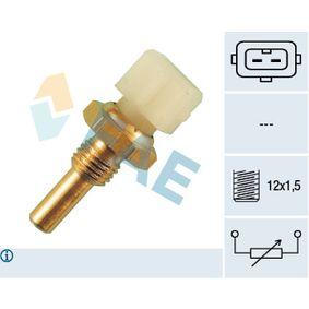Sensore, Temperatura refrigerante con OEM Numero 13 621 357 414