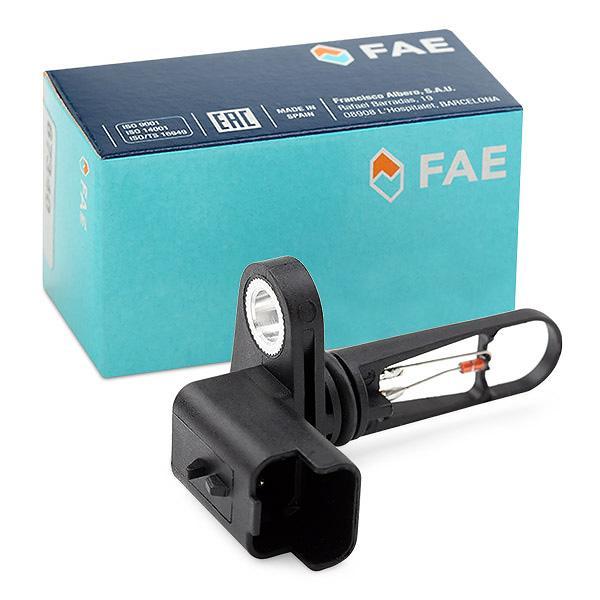 Sensor, temperatura del aire de admisión FAE 33509 conocimiento experto