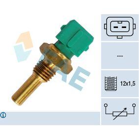 Sensore, Temperatura refrigerante N° poli: 2a... poli con OEM Numero 1920 3F