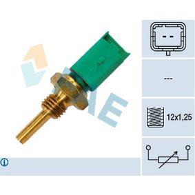 Sensor, coolant temperature 33700 PUNTO (188) 1.2 16V 80 MY 2006