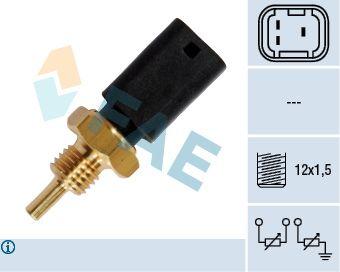FAE  33724 Sensore, Temperatura refrigerante