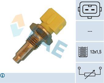 FAE  33760 Sensore, Temperatura refrigerante