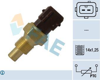 FAE  33792 Sensor, temperatura del refrigerante