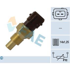 Sensor, temperatura del refrigerante con OEM número 96 033 248