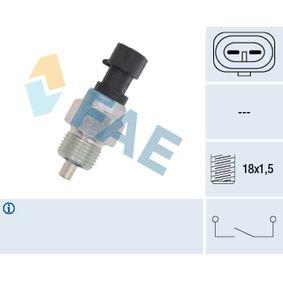 Switch, reverse light 40490 PUNTO (188) 1.2 16V 80 MY 2006