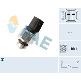 Switch, reverse light Number of Poles: 2-pin connector with OEM Number 3S7T 15520 AB