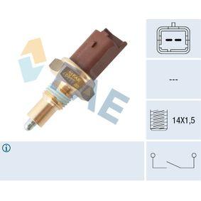 Schalter, Rückfahrleuchte 40999 CLIO 2 (BB0/1/2, CB0/1/2) 1.5 dCi Bj 2004