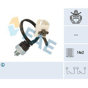 Schalter, Rückfahrleuchte 41280 323 P V (BA) 1.3 16V Bj 1998