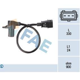 Drehzahlsensor, Motormanagement Art. Nr. 79051 120,00€