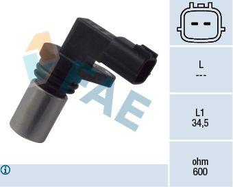 FAE  79091 Drehzahlsensor, Motormanagement