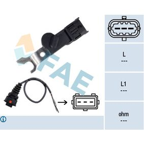 Sensor, Nockenwellenposition Art. Nr. 79167 120,00€