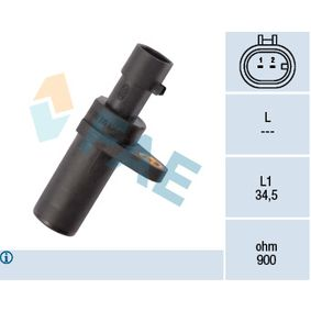 Sensor, crankshaft pulse 79195 PUNTO (188) 1.2 16V 80 MY 2006