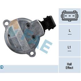 FAE Sensor, Nockenwellenposition 79262 für AUDI 80 (8C, B4) 2.8 quattro ab Baujahr 09.1991, 174 PS