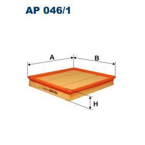 FILTRON Luftfilter AP046/1 für FORD SCORPIO I (GAE, GGE) 2.9 i ab Baujahr 09.1986, 145 PS