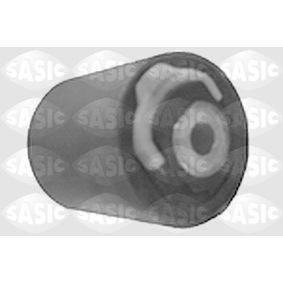 SASIC Lagerung, Achskörper 9001540 für AUDI A4 (8E2, B6) 1.9 TDI ab Baujahr 11.2000, 130 PS