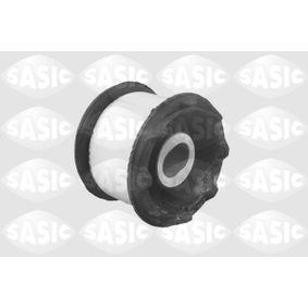 SASIC Lagerung, Achsträger 9001963 für AUDI A4 (8E2, B6) 1.9 TDI ab Baujahr 11.2000, 130 PS