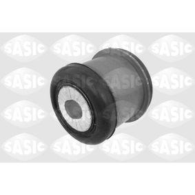 SASIC Lagerung, Achsträger 9001964 für AUDI A4 (8E2, B6) 1.9 TDI ab Baujahr 11.2000, 130 PS