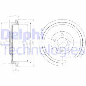Bremstrommel Art. Nr. BF406 120,00€