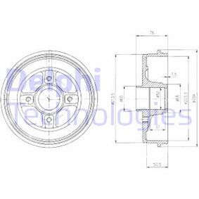 Bremstrommel Art. Nr. BF427 120,00€