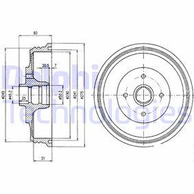 Brake Drum Article № BF430 £ 140,00