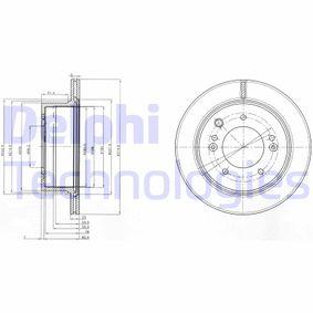 Bremsscheibe Bremsscheibendicke: 20mm, Lochanzahl: 5, Ø: 315mm mit OEM-Nummer 58 411 3 E 300