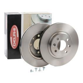 Bremsscheibe Bremsscheibendicke: 21mm, Lochanzahl: 4, Ø: 259mm mit OEM-Nummer 4020600QAA