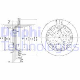 Bremsscheibe Bremsscheibendicke: 20mm, Ø: 298mm mit OEM-Nummer 3421 1 163 153