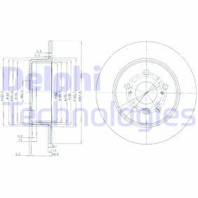Disque de frein N° de référence BG3183 89,00€