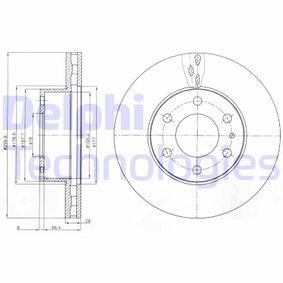 Bremsscheibe Bremsscheibendicke: 28mm, Ø: 300mm mit OEM-Nummer 2996131