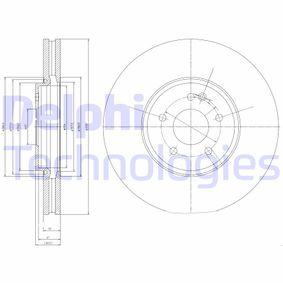 Bremsscheibe Bremsscheibendicke: 32mm, Ø: 330mm mit OEM-Nummer 2104212312