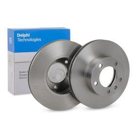 Bremsscheibe Bremsscheibendicke: 28mm, Lochanzahl: 5, Ø: 305mm mit OEM-Nummer 91 110 38