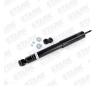 Amortiguador STARK 2636904 Eje trasero, Bitubular, Presión de gas, Amortiguador telescópico, Anillo inferior, Espiga arriba