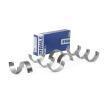 Casquillo de cojinete de cigüeñal VW GOLF III (1H1) 1.6 de Año 07.1995 101 CV: Cojinete de cigüeñal (029 HS 19761 025) para de MAHLE ORIGINAL
