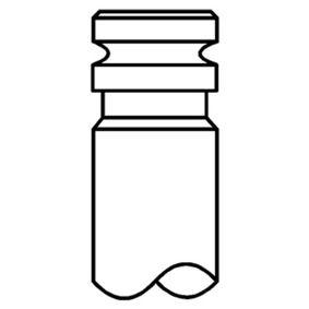 MAHLE ORIGINAL Einlaßventil 029 VE 30369 100 für AUDI 100 (44, 44Q, C3) 1.8 ab Baujahr 02.1986, 88 PS