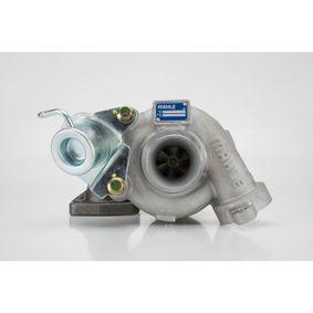 MAHLE ORIGINAL Turbocompresor, sobrealimentación 039 TC 17308 000 con OEM número 9657603780