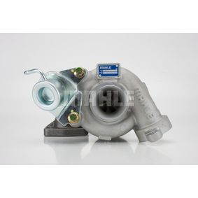 MAHLE ORIGINAL Turbocompresor, sobrealimentación 039 TC 17308 000 con OEM número 3M5Q6K682DC