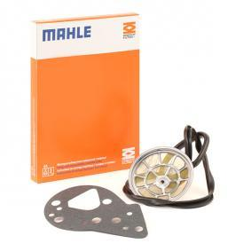 MAHLE ORIGINAL Hydraulikfilter, Automatikgetriebe HX 82D für AUDI 100 (44, 44Q, C3) 1.8 ab Baujahr 02.1986, 88 PS