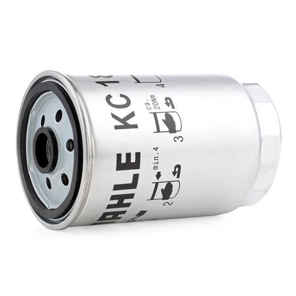 Bränslefilter MAHLE ORIGINAL KC18 4009026015483